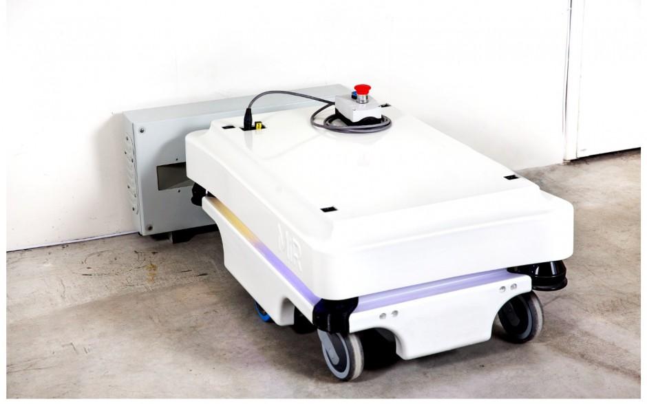 MiRCharge 100/200 - automatyczna stacja ładowania do MIR100/200, zasilanie 230V 5