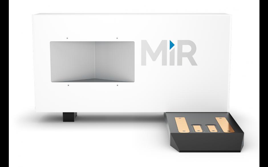 MiRCharge 500 - automatyczna stacja ładowania do MIR500 i MiR1000, zasilanie 230V