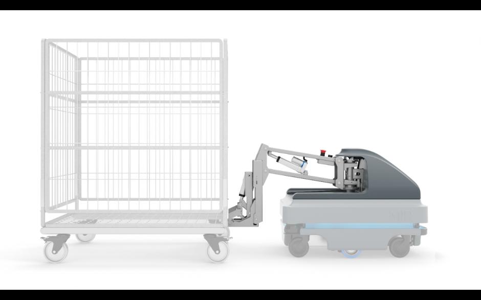 MiRHook 200 - moduł rozszerzający możliwości transportowe o holowanie wózków o wadze do 500 kg 3