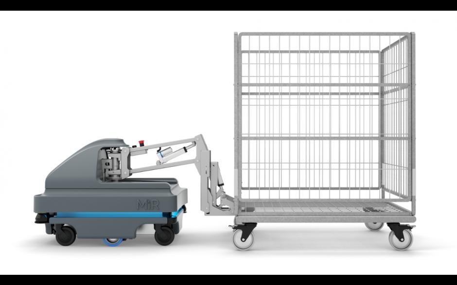 MiRHook 200 - moduł rozszerzający możliwości transportowe o holowanie wózków o wadze do 500 kg 4