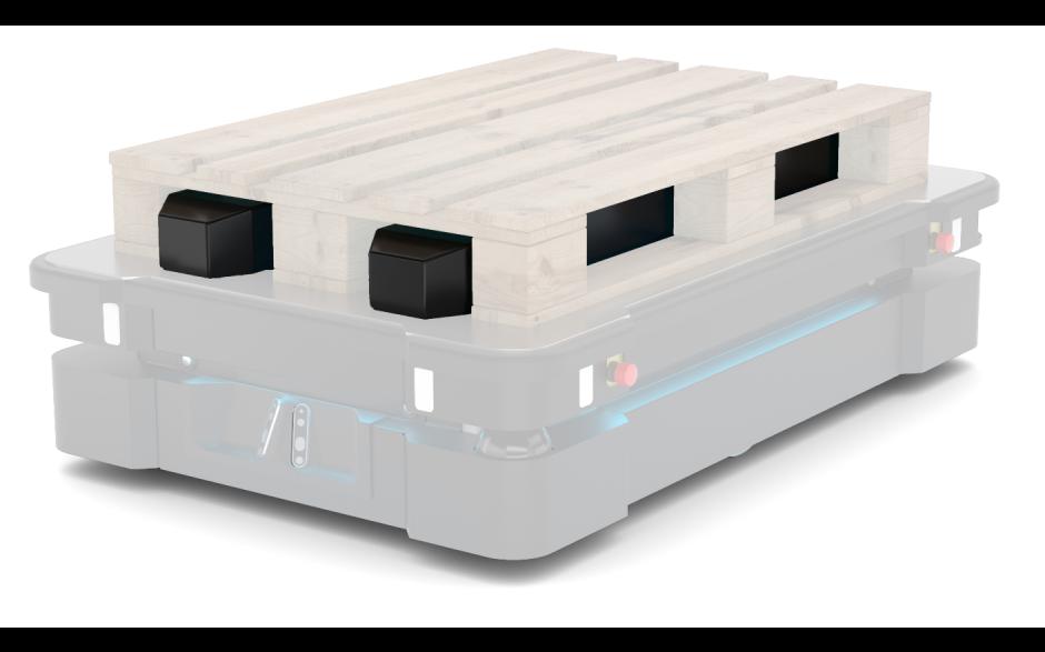 MiR1000 Pallet Lift - automatyczny podnośnik palet do MiR1000 8