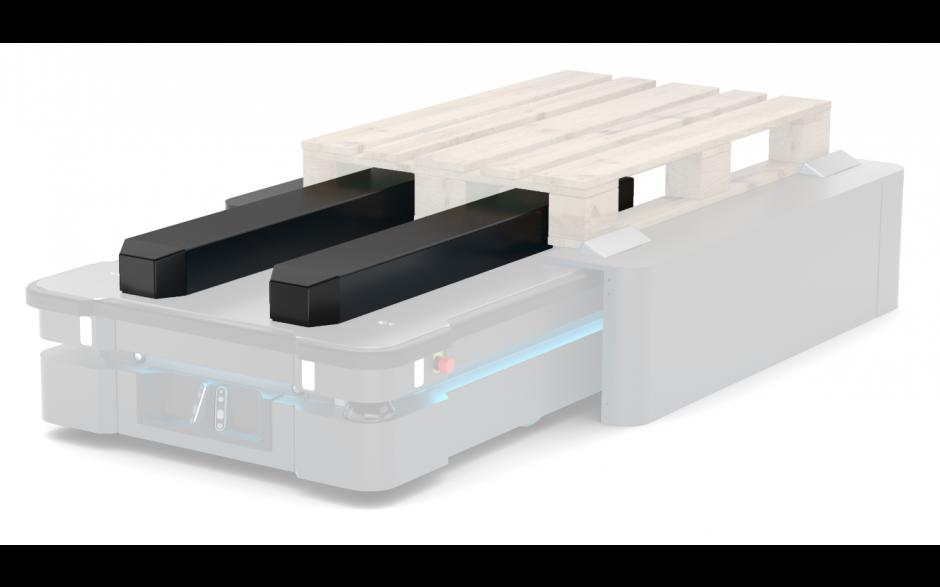 MiR500 Pallet Lift - automatyczny podnośnik palet do MiR500 10