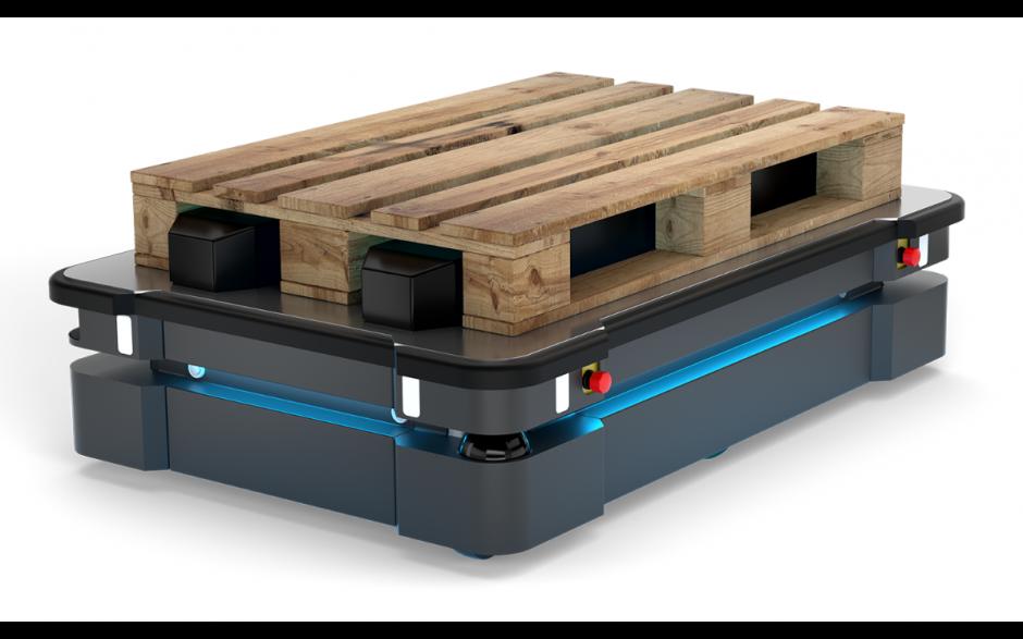 MiR500 Pallet Lift - automatyczny podnośnik palet do MiR500 9