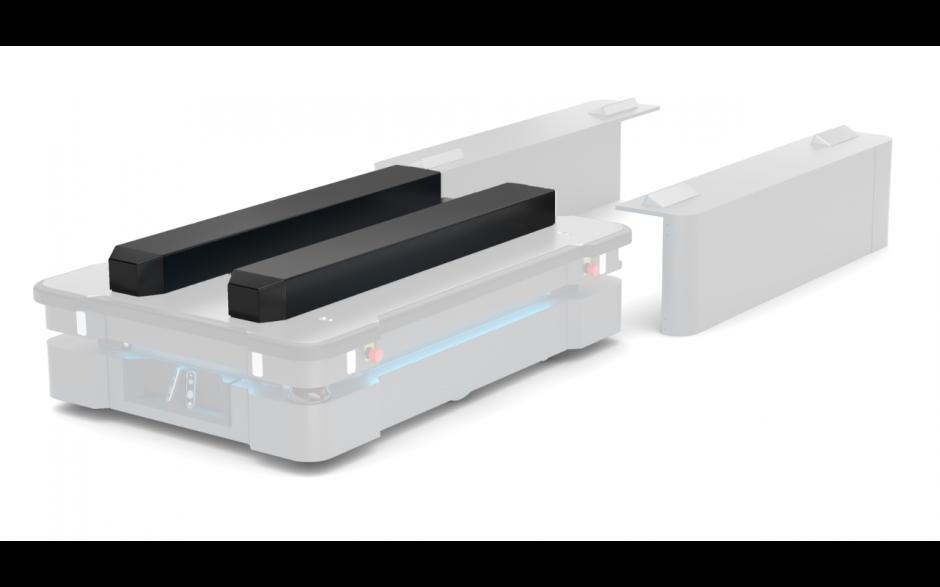 MiR500 Pallet Lift - automatyczny podnośnik palet do MiR500 7