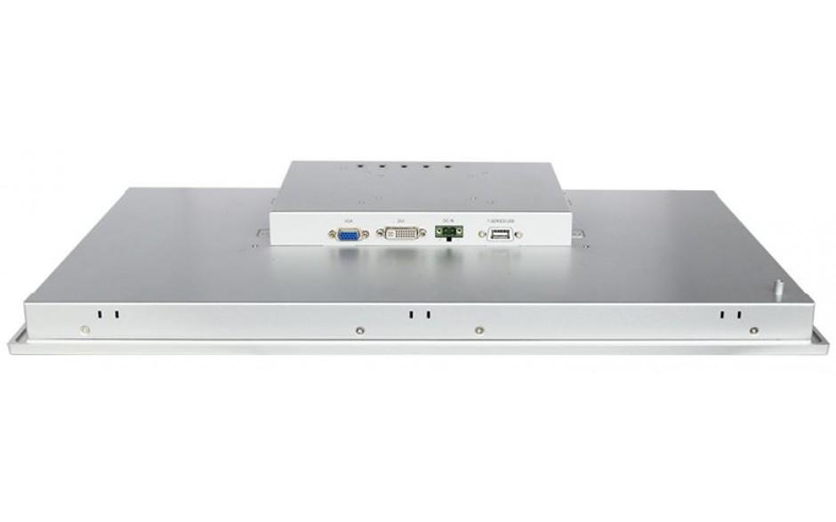 """Przemysłowy monitor dotykowy LED, ekran pojemnościowy 21.5"""", 1920*1080, złącza: DVI/VGA, port USB, zasilanie 12VDC z zasilaczem biurkowym w zestawie 2"""