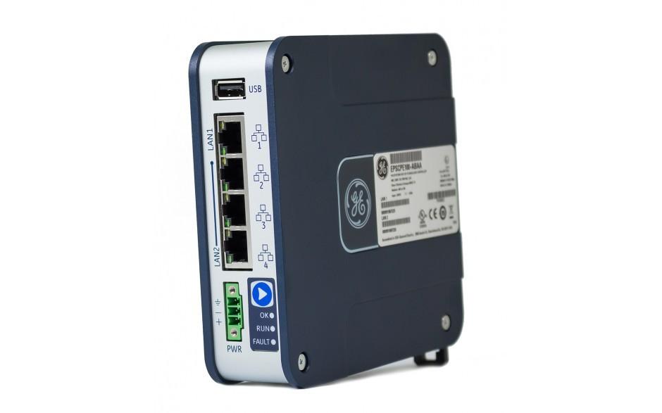 PROMOCJA - Sterownik PLC PACSystems CPE100 + interfejs komunikacyjny Profinet RSTi-EP  8