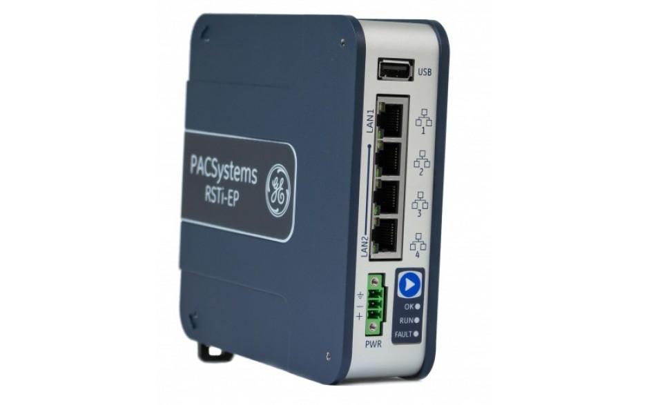 PROMOCJA - Sterownik PLC PACSystems CPE100 + interfejs komunikacyjny Profinet RSTi-EP  9