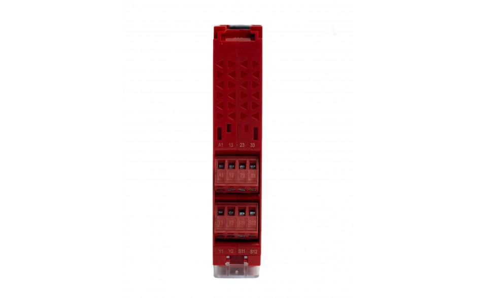 Moduł bezpieczeństwa Schneider Electric Preventa XPSUAF13AP, kat.4, 24 V AC/DC, 3 NO, zaciski śrubowe, 3 lata gwarancji 3