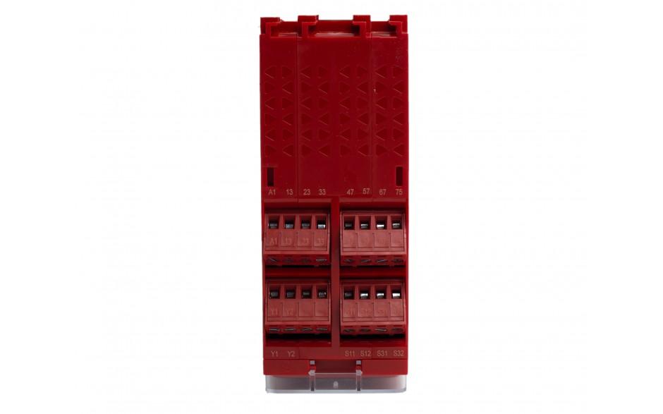 Moduł bezpieczeństwa Schneider Electric Preventa XPSUAT13A3AP, kat.4, 24 V AC/DC, 3 NO + 3 NO + 1 NC, zaciski śrubowe, 3 lata gwarancji 3