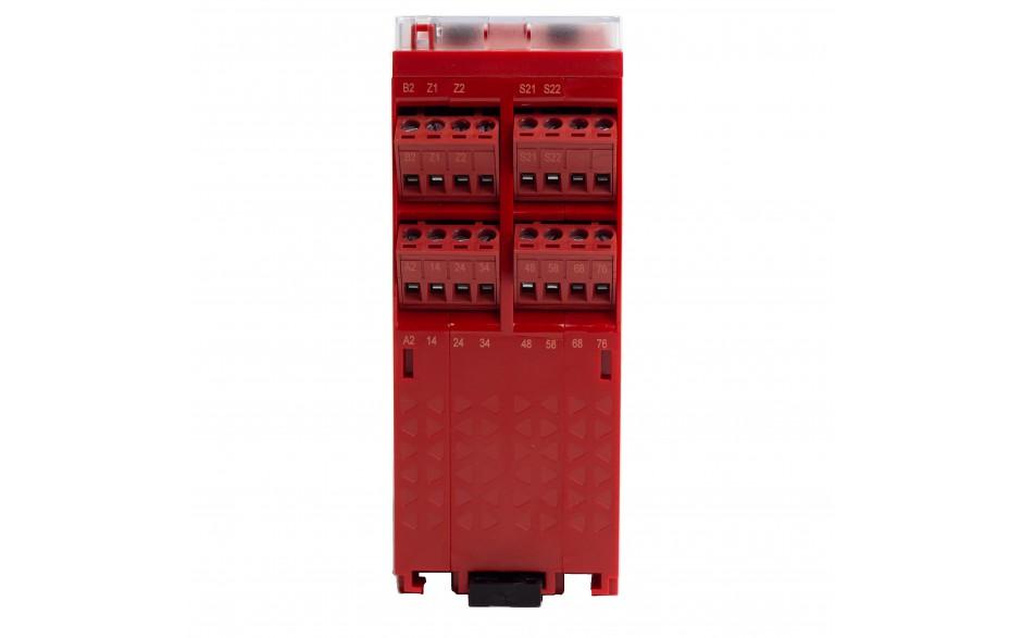 Moduł bezpieczeństwa Schneider Electric Preventa XPSUAT13A3AP, kat.4, 24 V AC/DC, 3 NO + 3 NO + 1 NC, zaciski śrubowe, 3 lata gwarancji 5