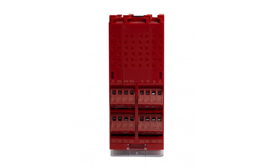 XPSUDN13AP - Moduł bezpieczeństwa Schneider Electric Preventa Universal XPSU, kat.4, 24 V AC/DC, 3 NO + 1 NC, zaciski śrubowe, 3 lata gwarancji 4