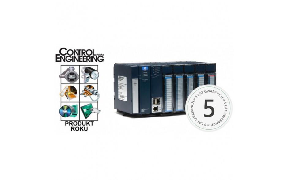 RX3i - Kaseta rozszerzająca dla kontrolera RX3i; 5 gniazd - wymaga w kasecie głównej modułu IC695LRE001