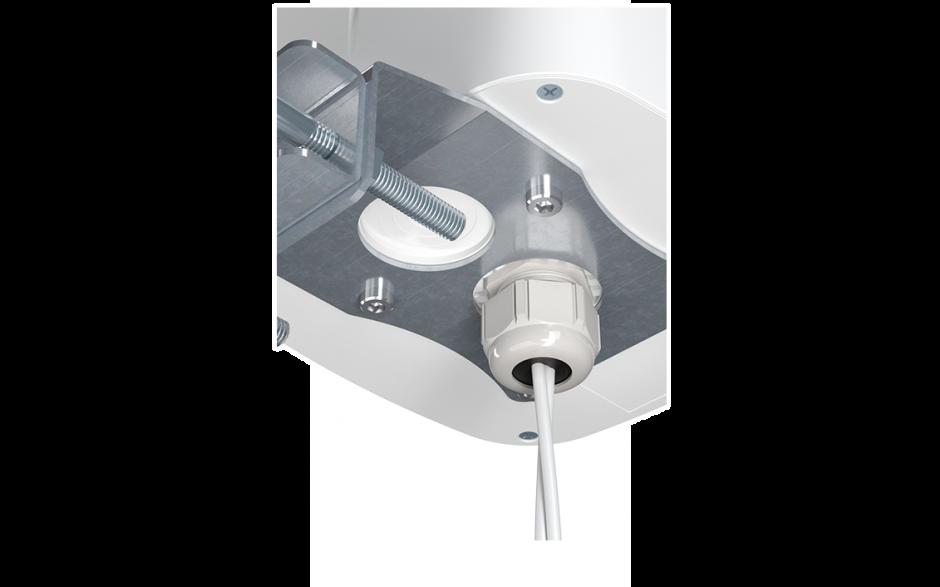 ANTENA 2G/3G/4G LTE Wielopasmowa zewnętrzna antena MIMO , dookólna z dwoma kablami 5mm i złączem SMA na pasma LTEGG 3