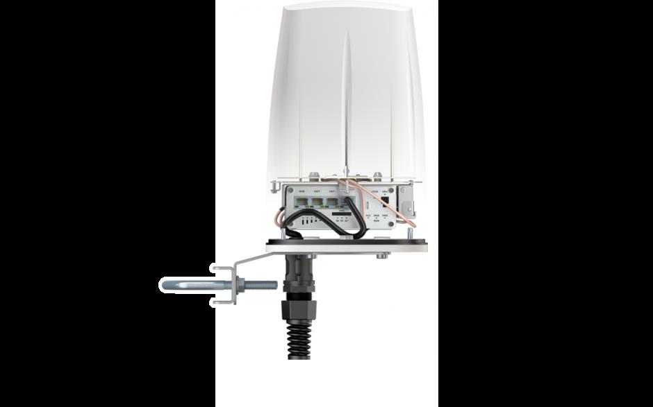 PRZEDSPRZEDAŻ - GATX11 - przemysłowy, zaawansowany gateway z obsługą BLE zintegrowany z anteną. Komunikacja GSM/Bluetooth/Wi-Fi/LAN/Modbus TCP/MQTT 4