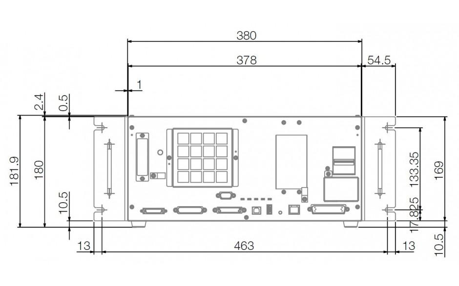 Robot EPSON SCARA LS20-A04S z kontrolerem RC90 3