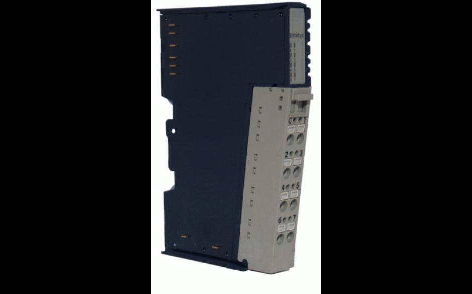 Wyprzedaż - RSTi - moduł 4 wyjść dyskretnych; logika dodatnia; 24VDC; 0.5A; diagnostyka