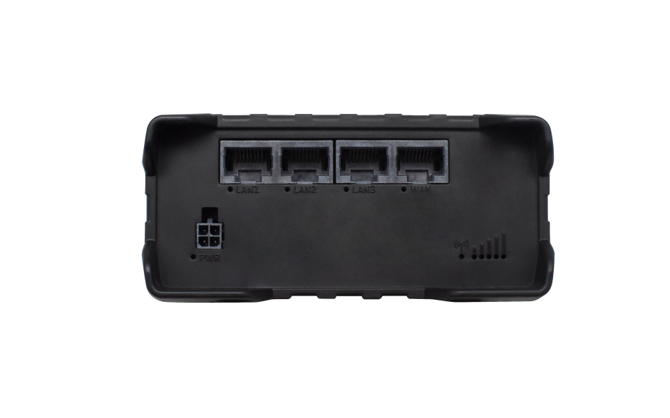 RUT950 - Router przemysłowy 4G (LTE); Ethernet; 128MB RAM; DUAL SIM; SMS; IPSec; openVPN; WiFi; montaż na szynie DIN 3