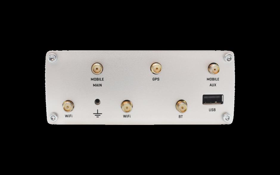 RUTX11 - Router przemysłowy 4G (LTE); Ethernet; 256 MB RAM; DUAL SIM; Bluetooth; SMS; IPSec; openVPN; WiFi; montaż na szynie DIN 4