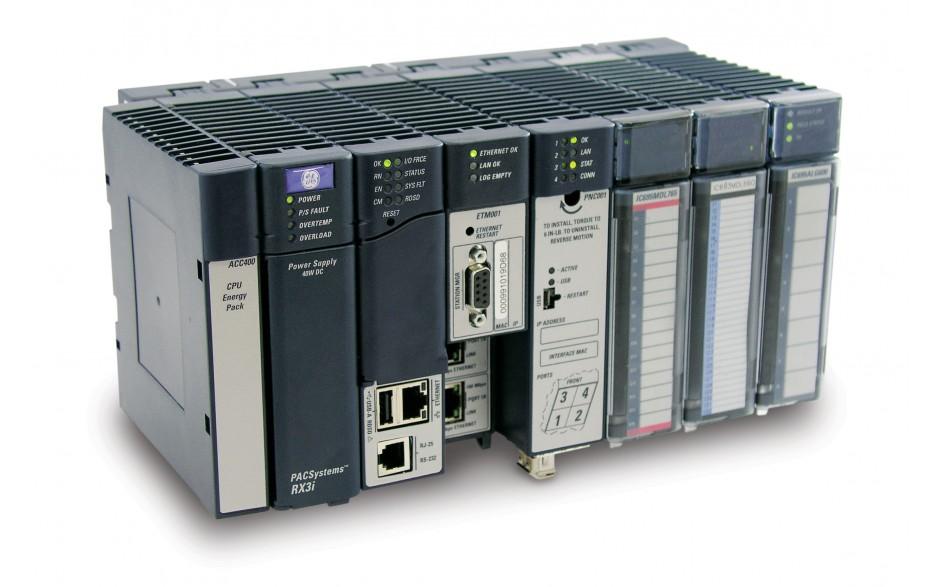 Wyprzedaż - RX3i - 12 izolowanych wejść analogowych prądowo-napięciowych (0-20/4-20/±20 mA; 0-10/±10 V; 16 bitów); diagnostyka