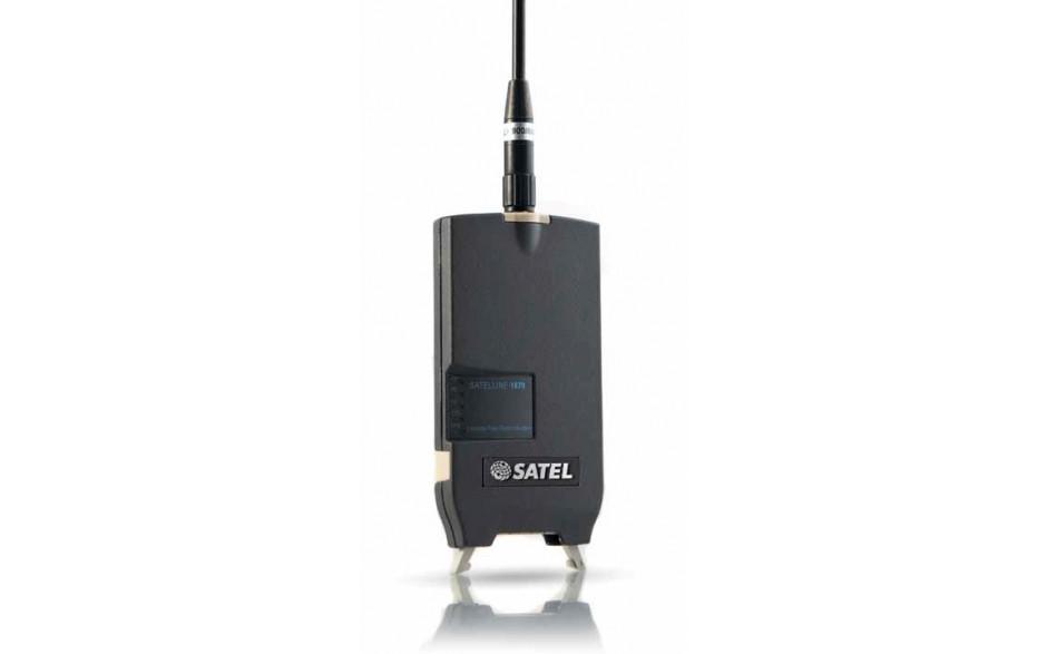 Radiomodem przemysłowy do prostych układów bezprzewodowych, moc wyjściowa 5 mW...500 mW, port RS-232