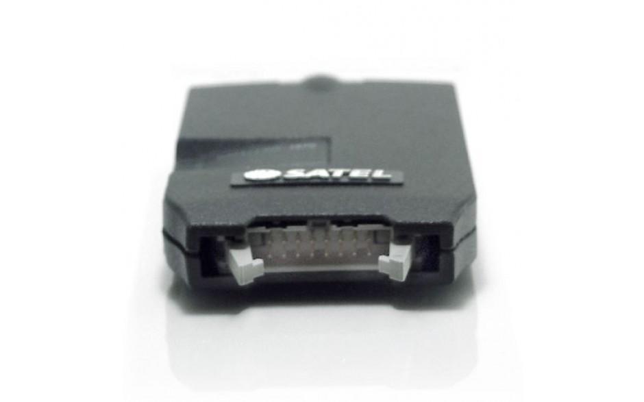 Radiomodem przemysłowy do prostych układów bezprzewodowych, moc wyjściowa 5 mW...500 mW, port RS-232 3