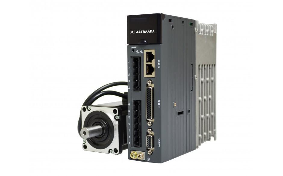 Kabel zasilający 10m do silników 0.2 … 0.75kW, 230V z enkoderem absolutnym