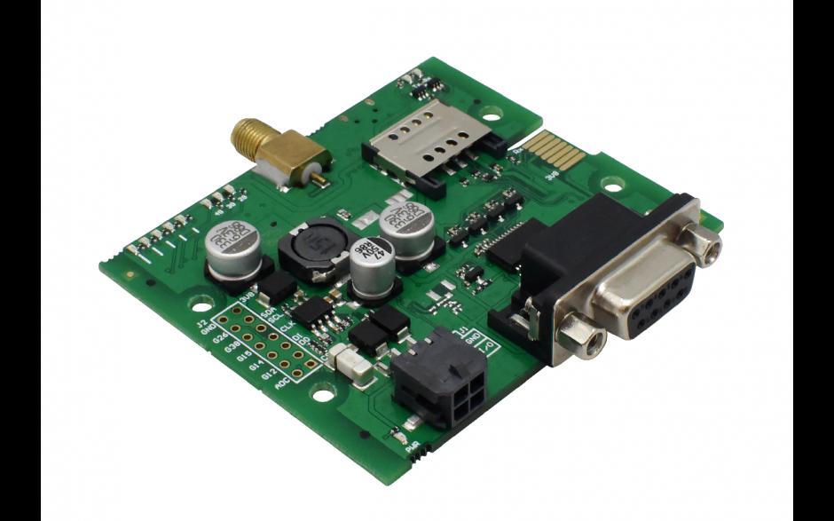TRB142 - Gateway komórkowy 4G (LTE); RS232; 128MB RAM; SMS; IPSec; openVPN; możliwy montaż na szynie DIN 5