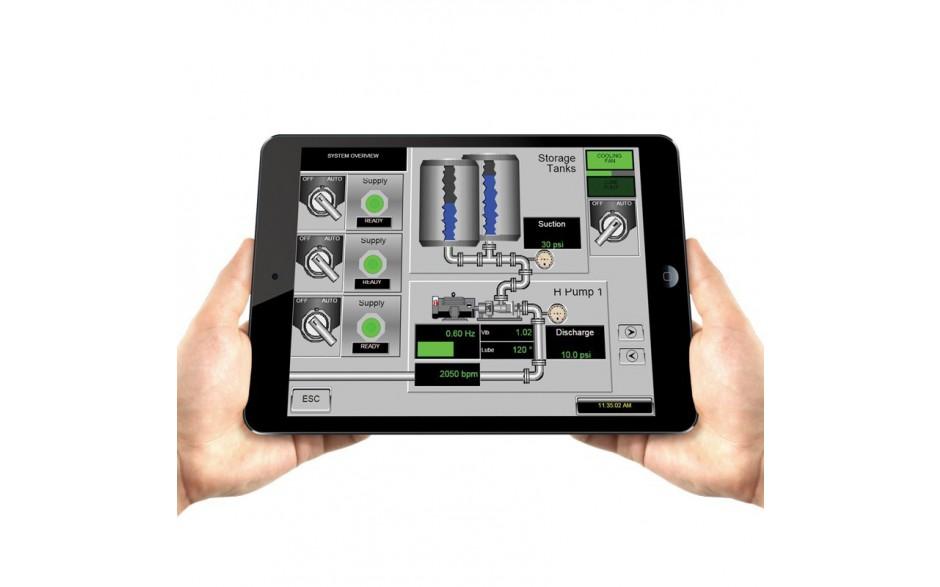 WebMI - Zdalny dostęp do sterowników Horner - Licencja na 5 użytkowników, 25 zmiennych, 5 ekranów 6
