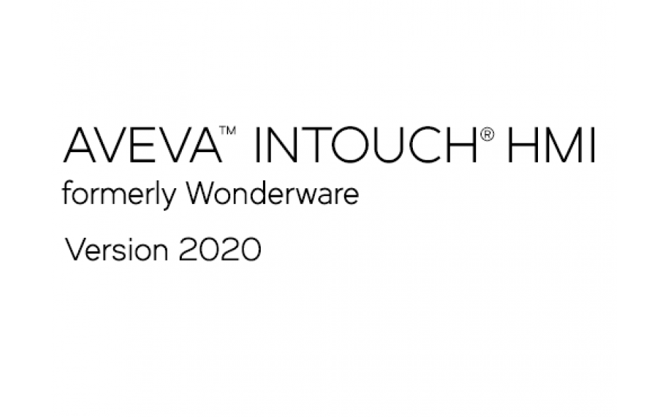 Wonderware InTouch 2020 Development z Runtime z I/O - 64 zmienne