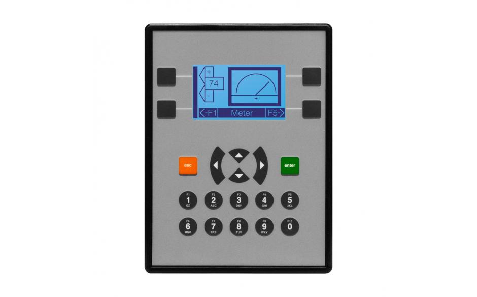 "PROMOCJA 3+1 (4 sztuki) - Sterownik PLC z HMI X2 - 2.2"", 12 DI (24V, 4 HSC 10 KHz), 2 DO (24V, 2 PWM 65KHz), 6 DOR (3A), 4 AI (4-20mA, 12 bit), 2 AO (4-20mA, 12 bit)"