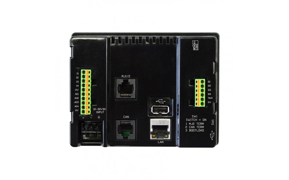 """PROMOCJA - Sterownik PLC z HMI X5 - 4.3"""" + e-szkolenie 4"""