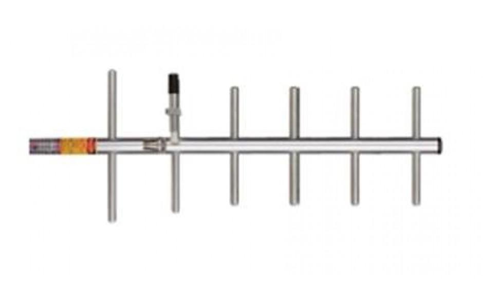 Wyprzedaż - Antena kierunkowa, 406-430 MHz, wzmocnienie 11,4 dBi, złącze typu N