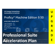 Upgrade do Proficy Machine Edition Professional Suite wer. 9.5 z pakietem Acceleration Plan