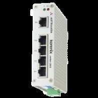 Switch przemysłowy - przełącznik sieciowy, niezarządzalny, Ethernet - 5xRJ45 (10/100 Base-TX)