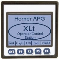 """Sterownik PLC z HMI XLt - 3.5"""", 12 DI (24VDC), 6 DO (relay 2A), 4 AI (0-10V, 0-20mA); zasilanie 9-30VDC"""