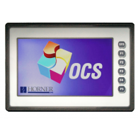 "Sterownik PLC z HMI XL7e - 7"", 12 DI (24 VDC), 6 DO (przekaźnikowe 2A), 4 AI (0-10V, 0-20mA); zasilanie 9-30VDC"