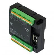 PROMOCJA - RCC972; RS232, Ethernet, CsCAN, MicroSD;  8x AI (0-20mA), 4x AO (0-20mA), 8x DI (24VDC), 4x DO (24VDC); zasilanie 9-30 VDC