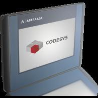 "Dotykowy terminal operatorski Astraada One, matryca TFT 7"" (800x480), 800 MHz, 512 MB Flash, 512MB RAM, 1x USB, 1x ETH (do Astraada One PLC)"