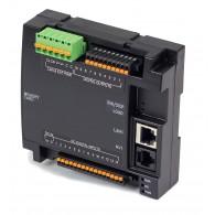Sterownik PLC RCC1410; RS232, RS485, Ethernet, CsCAN, MicroSD;  14x DI, 10x DO 24 VDC; zasilanie 9-30 VDC