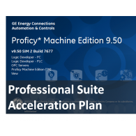 Licencja Proficy Machine Edition Professional Suite wer. 9.5 z pakietem Acceleration Plan