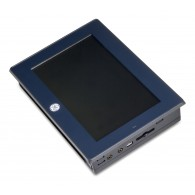 "Dotykowy panel operatorski QuickPanel+; 6"", 1GHz, 512 MB RAM, 256 MB Flash, 1xETH, RS232, 2xUSB, 24VDC"
