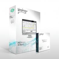 Wonderware InTouch 2017 Development z Runtime z I/O - 64 zmienne