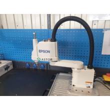 Robot EPSON SCARA - Light LS3-401S z kontrolerem RC90, ze wsparciem technicznym PL