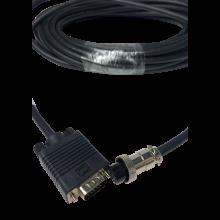 Wyprzedaż - Kabel 15m do enkodera absolutnego silnika 0.2…0.75kW, 230V