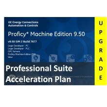 Upgrade do Proficy Machine Edition Professional Suite wer. 9.5 z pakietem Acceleration Plan