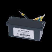 Filtr wejściowy klasy C3 do przemiennika częstotliwości serii DRV-24, 0.7-2.2 kW, zasilanie 3x400V