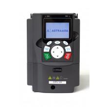 Falownik do silnika 4 kW wektorowy, STO, filtr EMC, panel LCD
