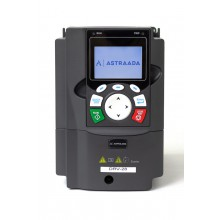 Falownik do silnika 5.5 kW wektorowy, STO, filtr EMC, panel LCD