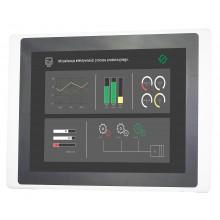 "Dotykowy panel operatorski Astraada HMI, matryca TFT 15"" (1024x768, 65k), RS232, RS422/485, 3x RS485, USB Client/Host, Ethernet, 30m gwarancji"