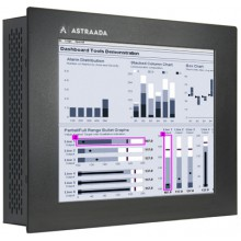 """Astraada Panel PC 19"""" Intel i5-3230M (2.6 - 3.2 GHz), 8GB RAM, 128 GB ssd, ekran rezystancyjny, Win 7 - PROMOCJA"""
